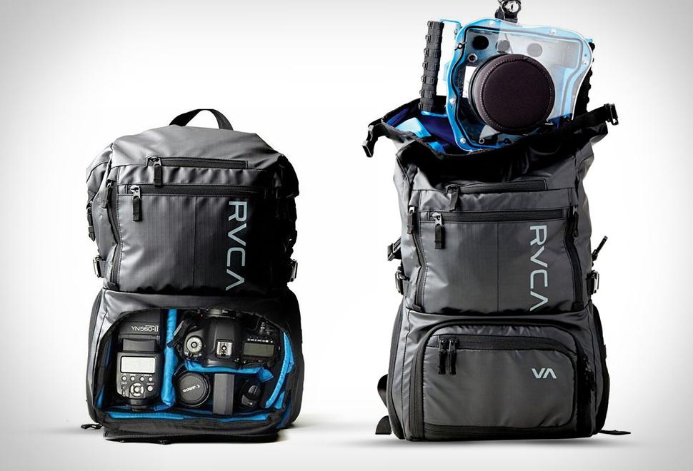 RVCA x Zak Noyle Camera Bag