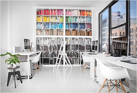 Stefan Sagmeister New York Studio | Image