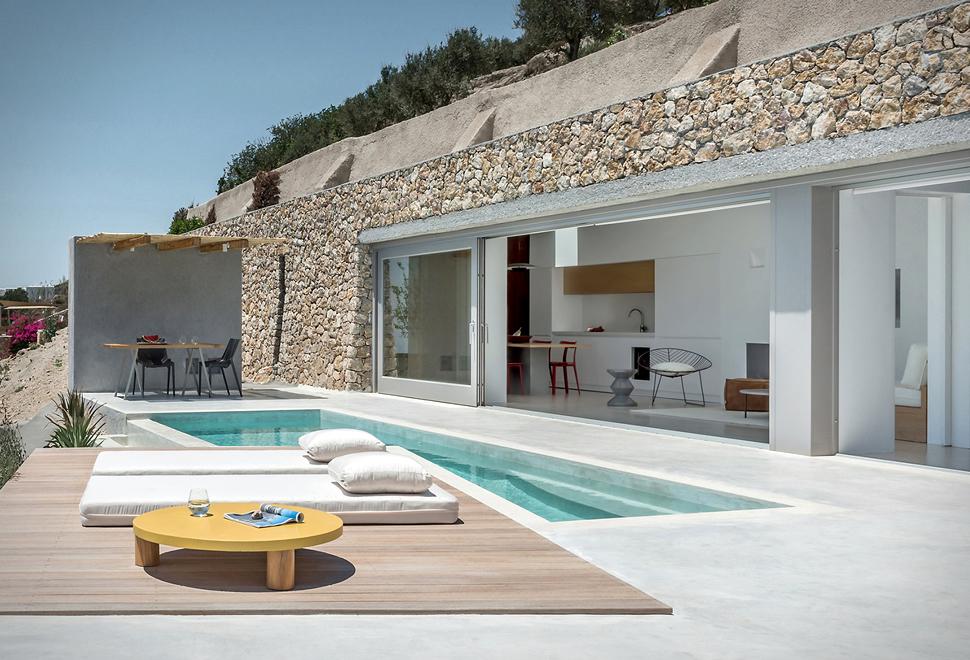 SANTORINI CAVE HOUSE | Image