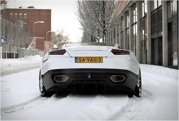 2012 Savage Rivale Roadyacht Gts | Image