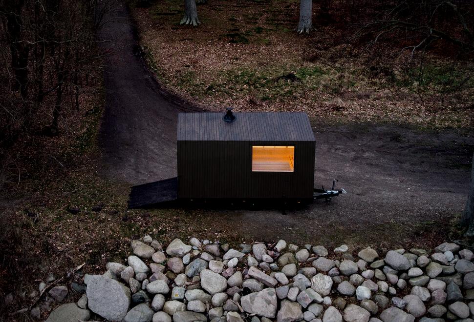Scandinavian Mobile Sauna | Image