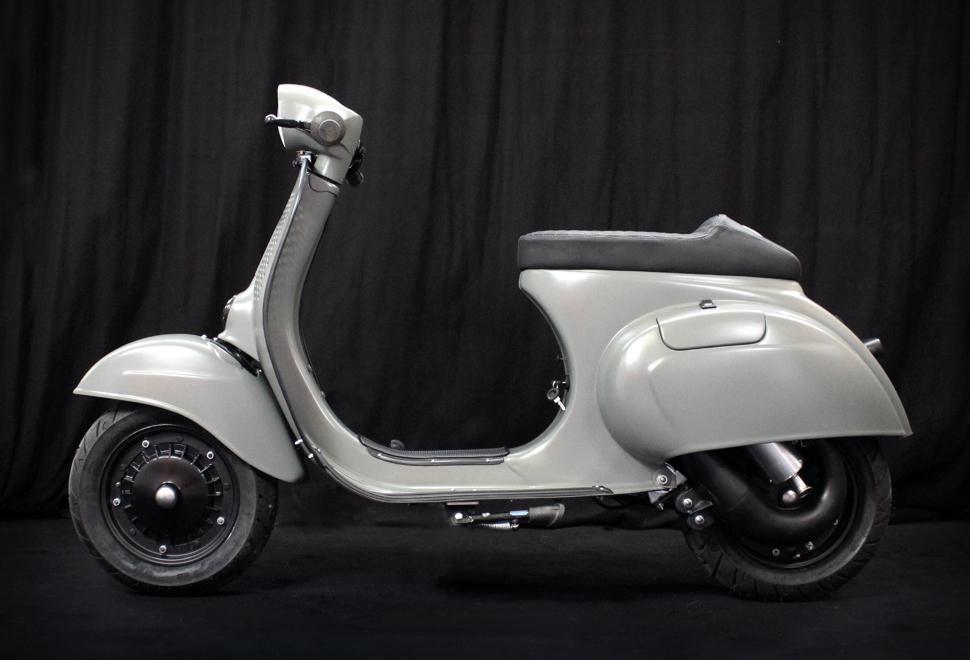 Scooter & Service Custom Vespas | Image