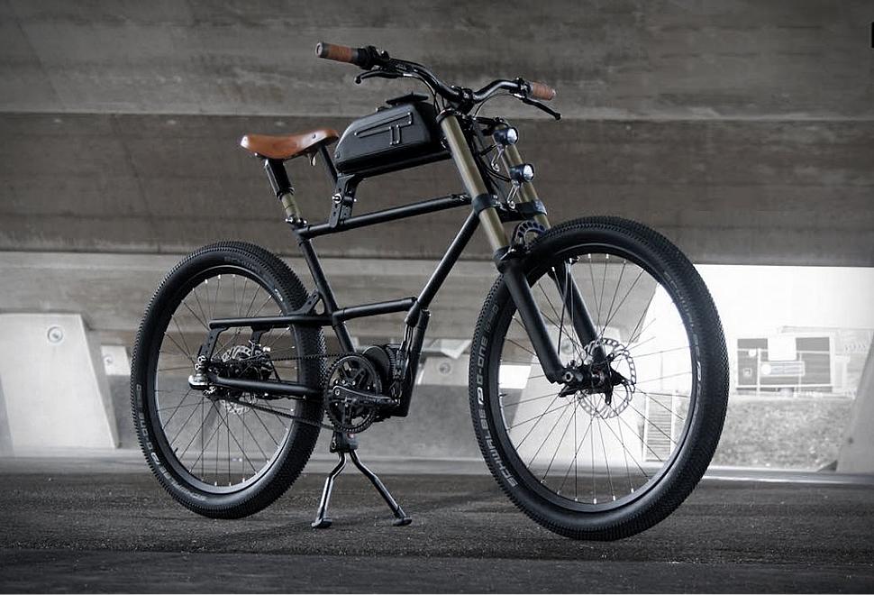 Scrambler E-Bike V2.0