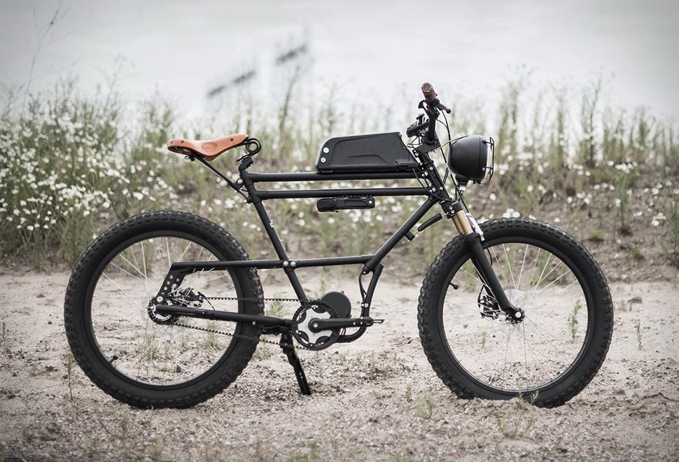 Scrambler E-Bike | Image