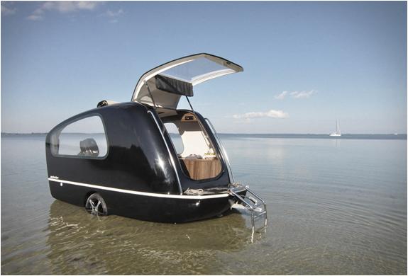 Best Beach Cooler >> Sealander | Amphibious Camper
