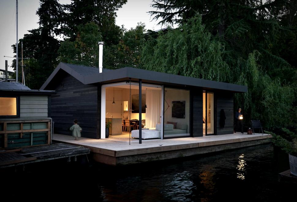 Seattle Floating House | Image