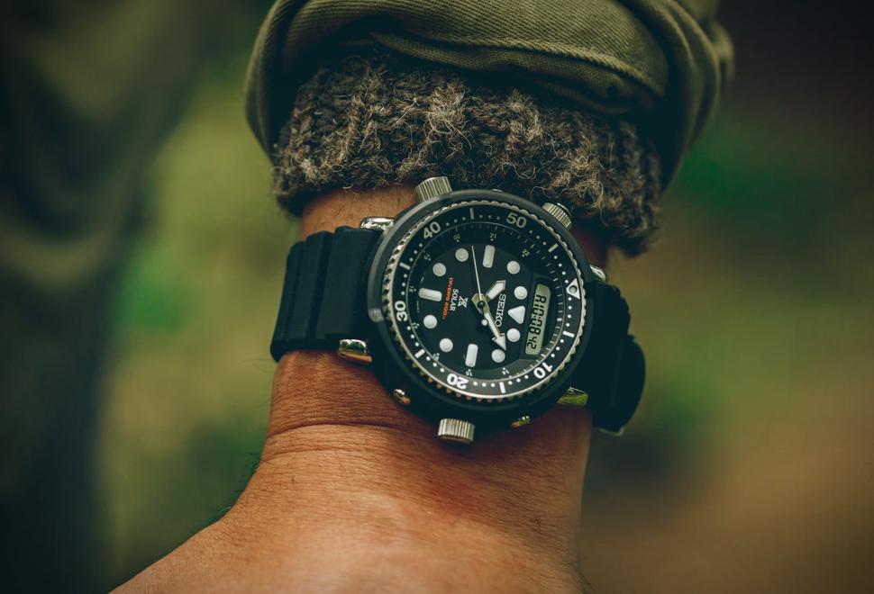Seiko Prospex Arnie Watch | Image