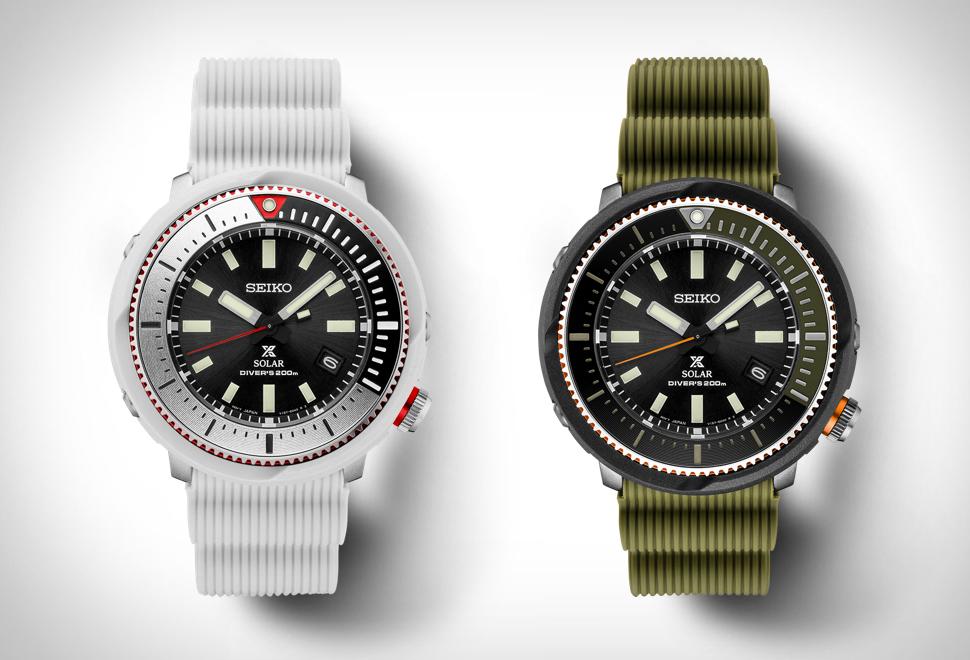 Seiko Prospex Street Series Solar Diver | Image
