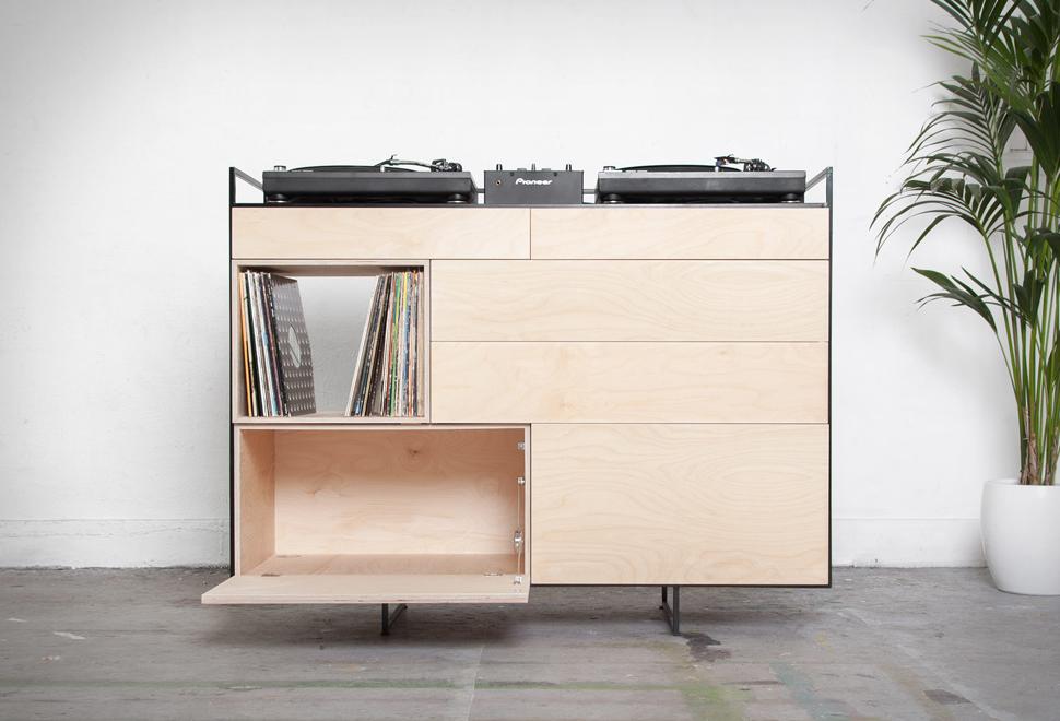 Selectors DJ Cabinet | Image