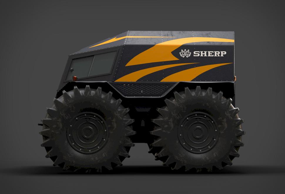 Sherp ATV | Image