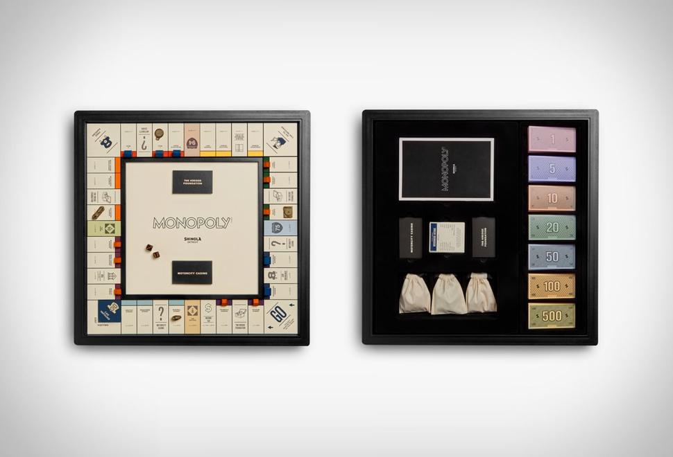 Shinola Monopoly Detroit Edition | Image