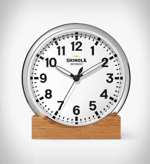Shinola Wall Clock