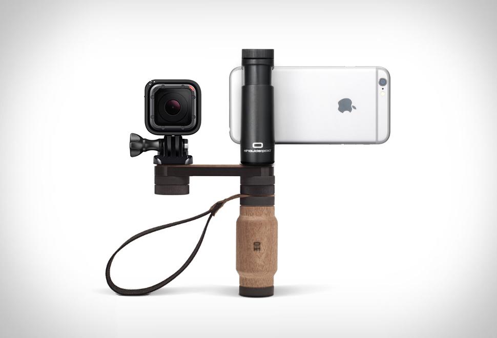 Shoulderpod Modular Smartphone Rig | Image