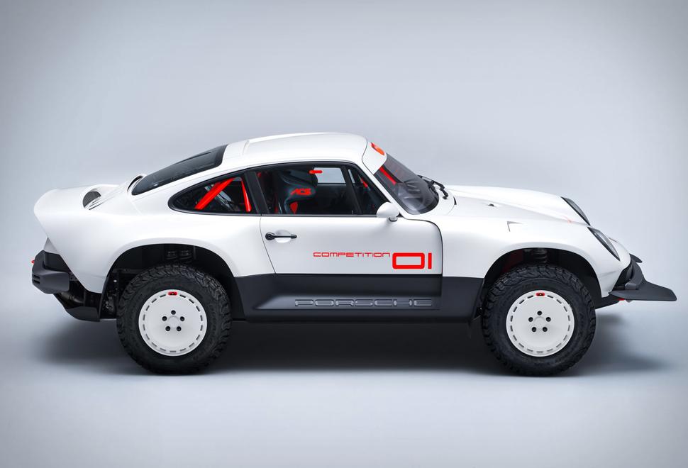 Singer Porsche 911 Safari | Image