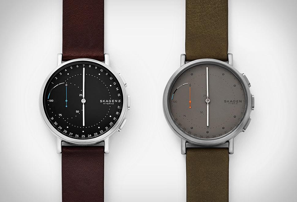 Skagen Signatur Hybrid Smartwatch | Image