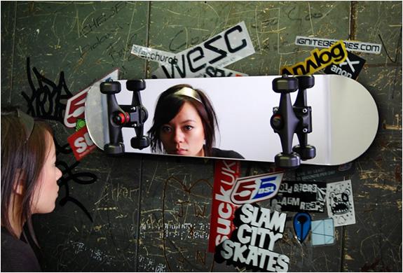 Skate Mirror | Image