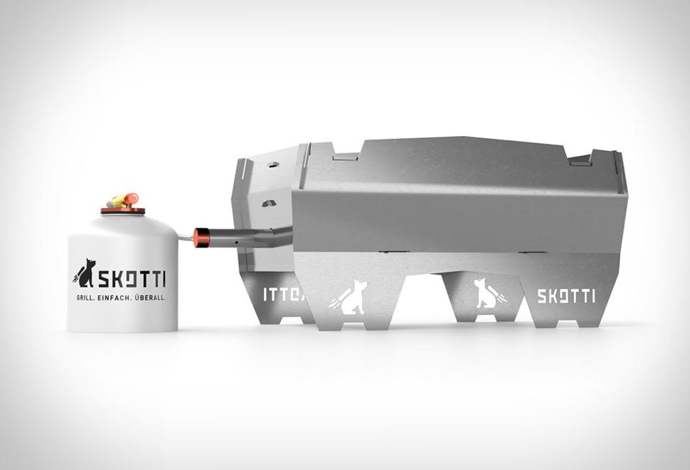 SKOTTI GRILL | Image