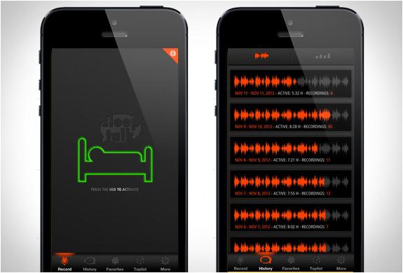 Sleep Talk Recorder | Image