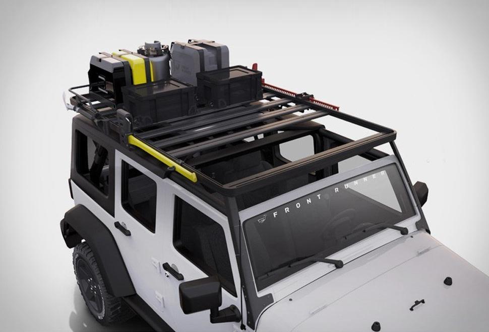 Front Runner Slimline II Roof Rack | Image
