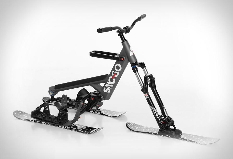 SNO-GO Ski Bike | Image