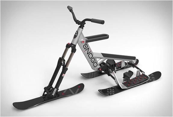 Snogo Ski Bike | Image