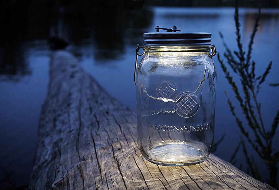 SOLAR MASON JAR | Image