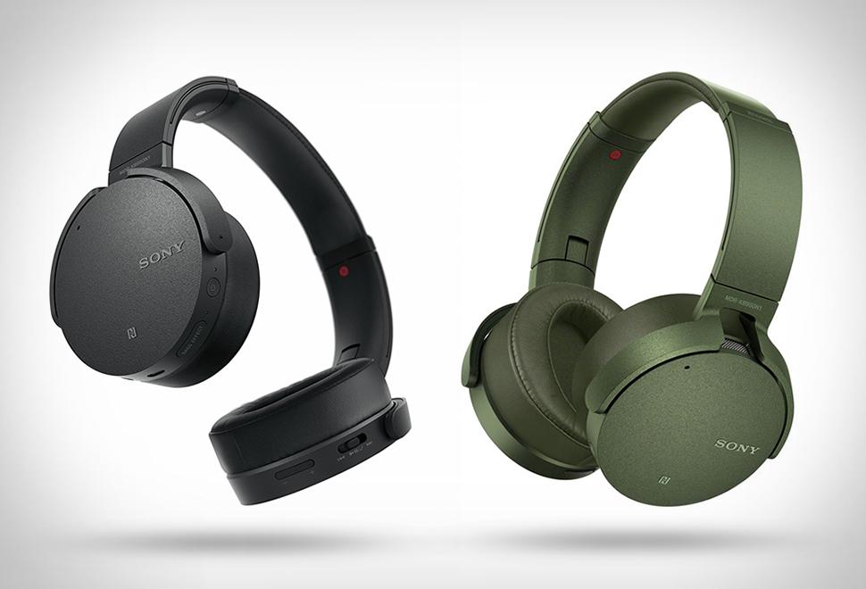 Sony Extra Bass Headphones | Image