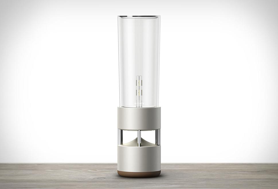 Sony Glass Sound Speaker | Image