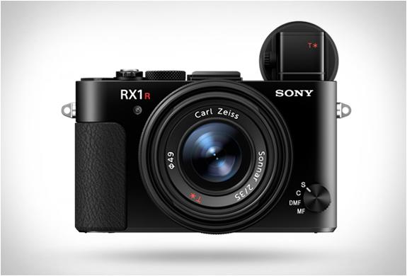 SONY RX1R II | Image