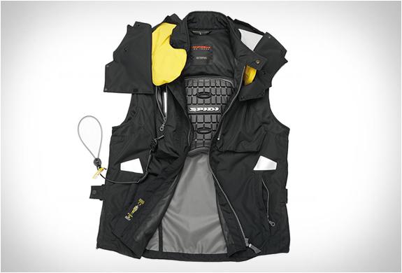 spidi airbag vest