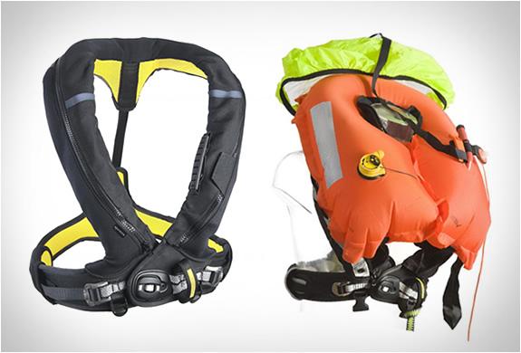 Spinlock Auto-inflating Life Jacket | Image
