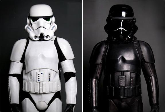 Stormtrooper Motorcycle Suit | Image