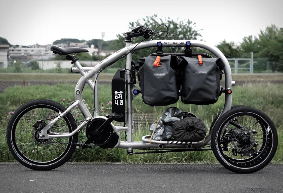Stroke Cargo Trike | Image
