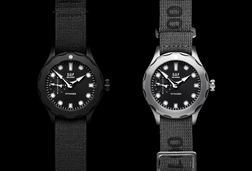 SUF Vetehinen Dive Watch | Image