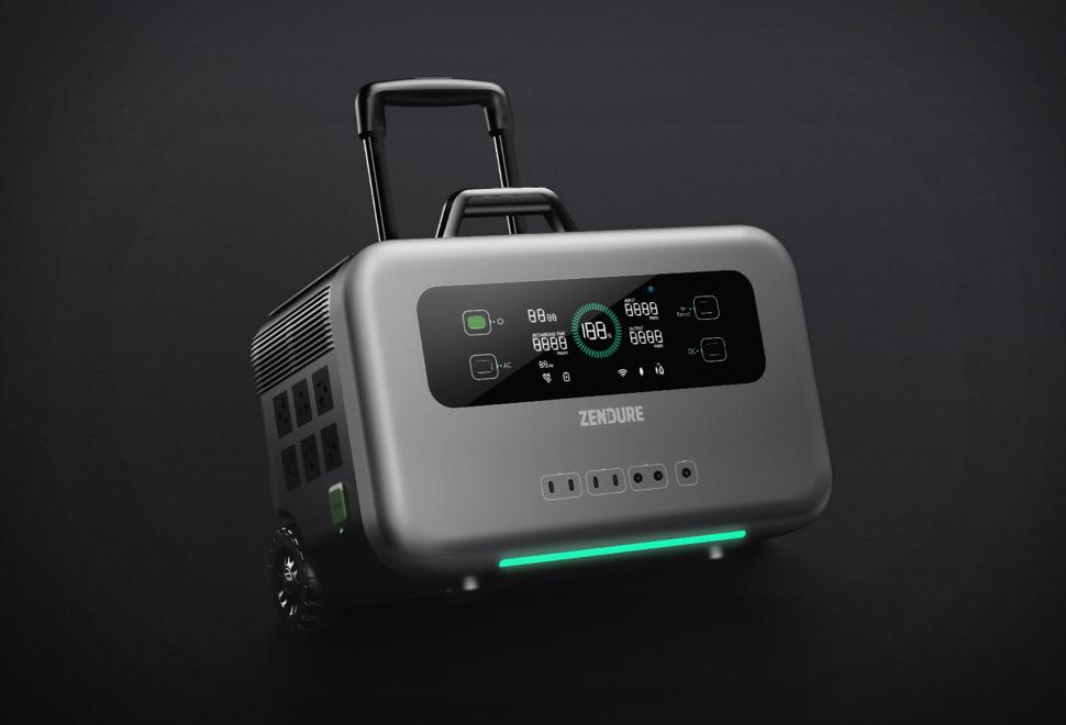 SuperBase Pro Charging Station | Image