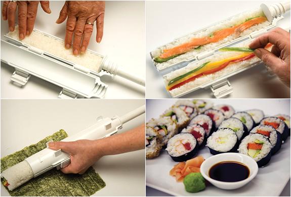 Sushi Bazooka | Image