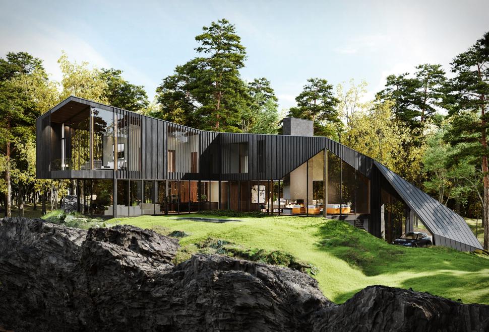 SYLVAN ROCK HOUSE | Image