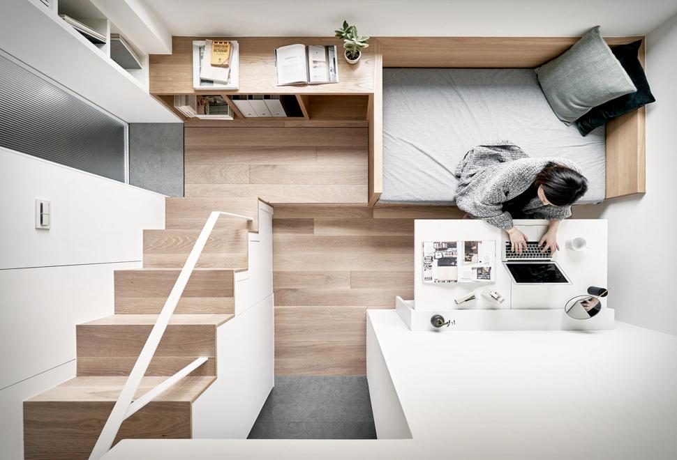 Taiwan Micro Apartment | Image