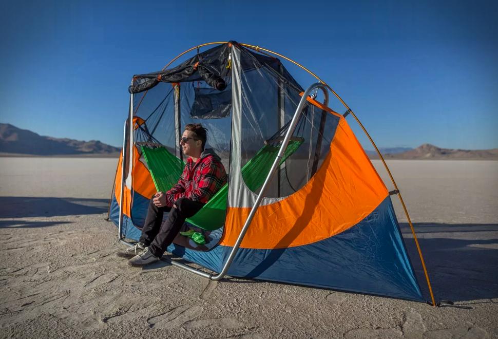 Tammock Freestanding Hammock-Tent | Image