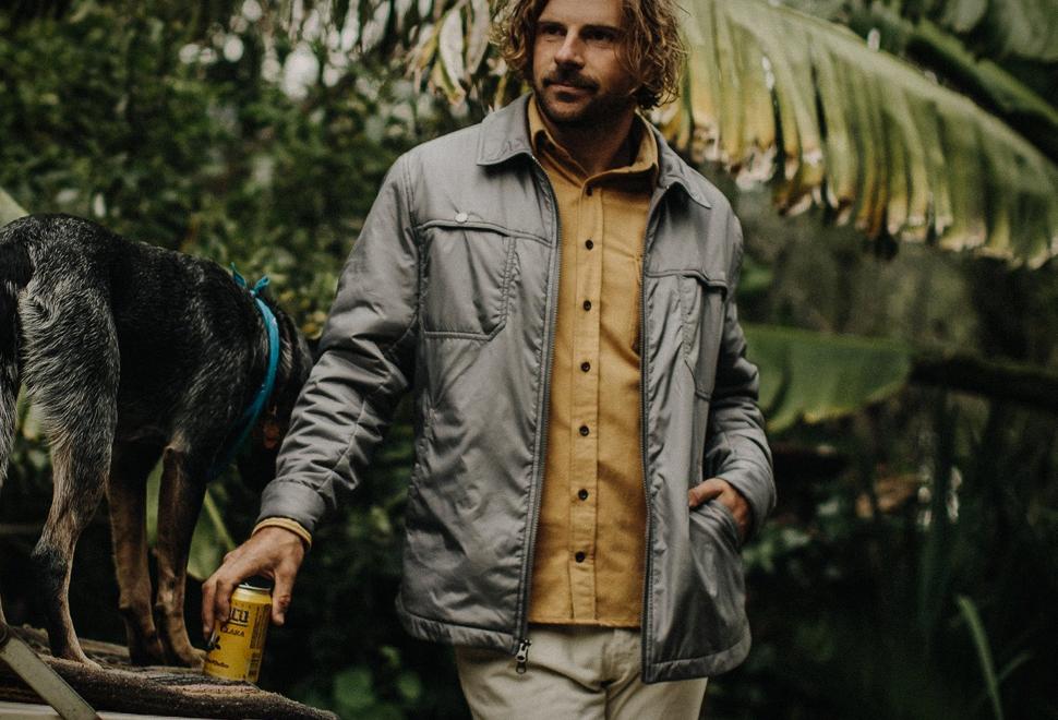 Taylor Stitch Bushland Shirt Jacket | Image
