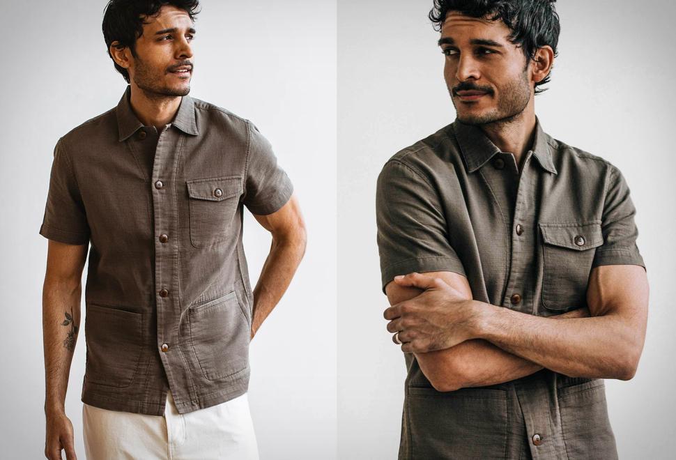 Taylor Stitch Hemingway Shirt | Image