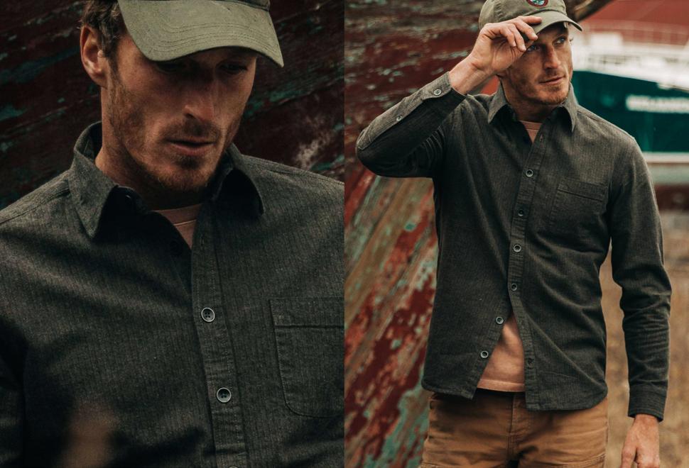 Taylor Stitch Mechanic Shirt | Image