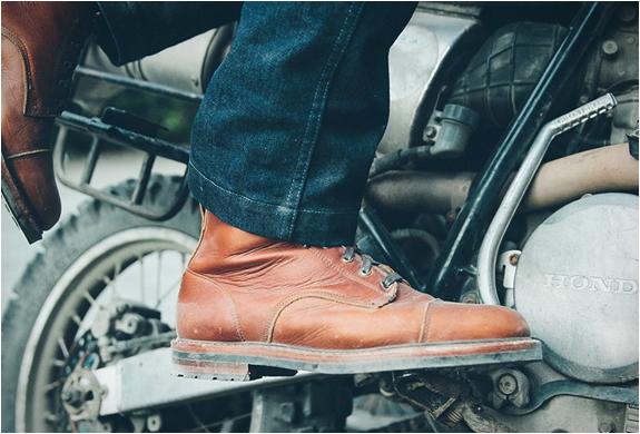 Taylor Stitch Moto Boot | Image