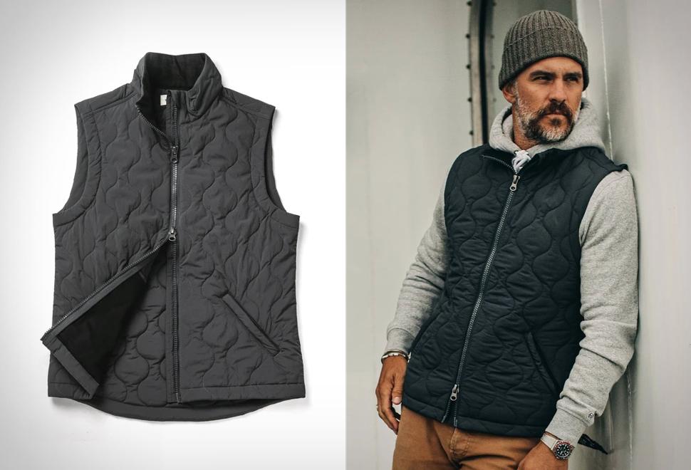 Taylor Stitch Vertical Vest | Image