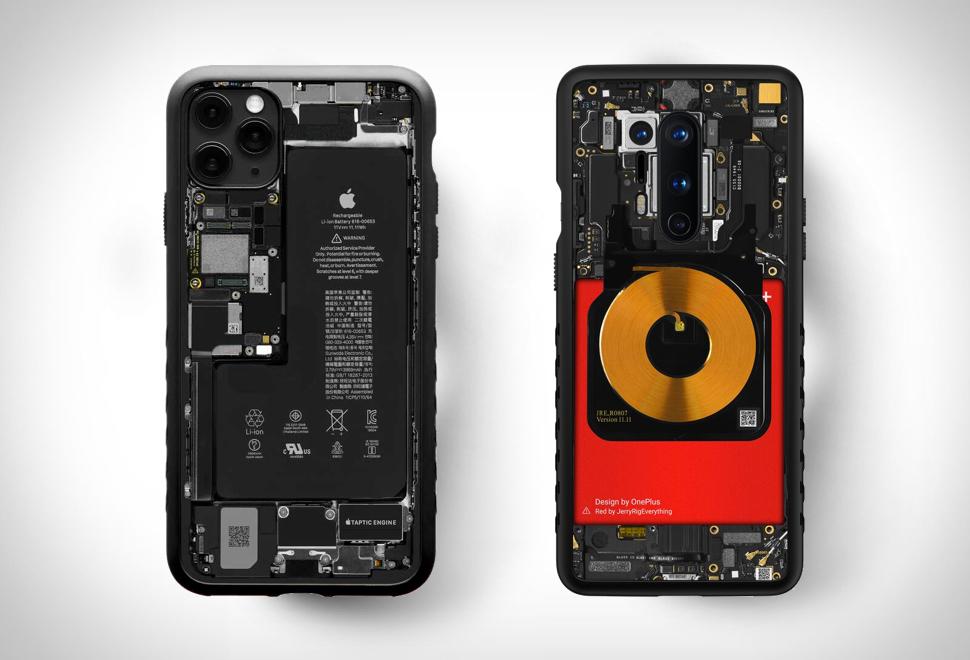 TEARDOWN PHONE CASES   Image