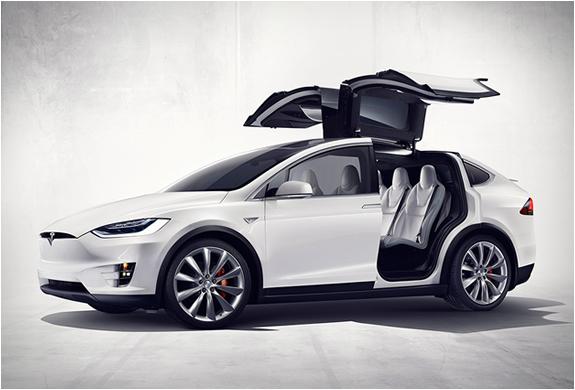 Tesla Model X | Image