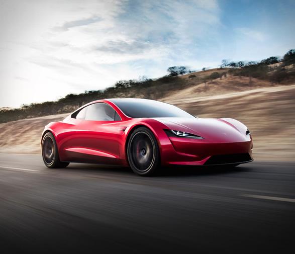 Wallpaper Tesla Roadster 2020 Hd 4k Automotive Cars: Tesla Roadster
