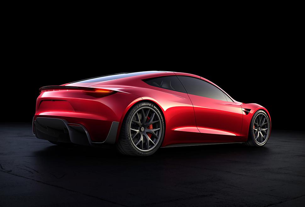 Tesla Roadster | Image