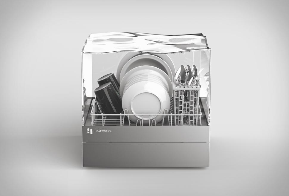 Tetra Countertop Dishwasher | Image