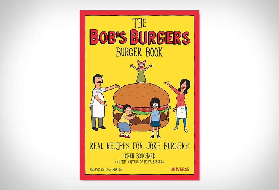 BOBS BURGERS BURGER BOOK | Image
